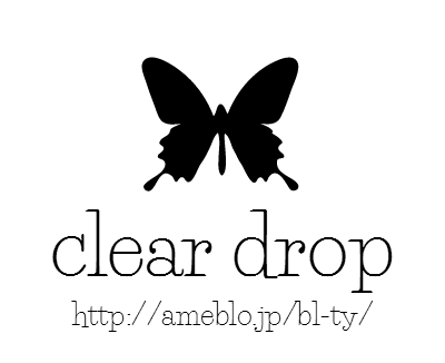 clear drop