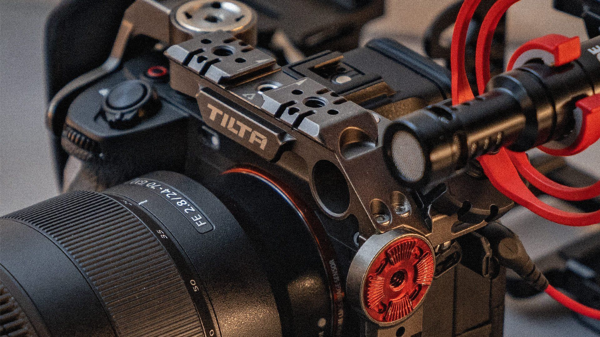 for A7sIII Cage