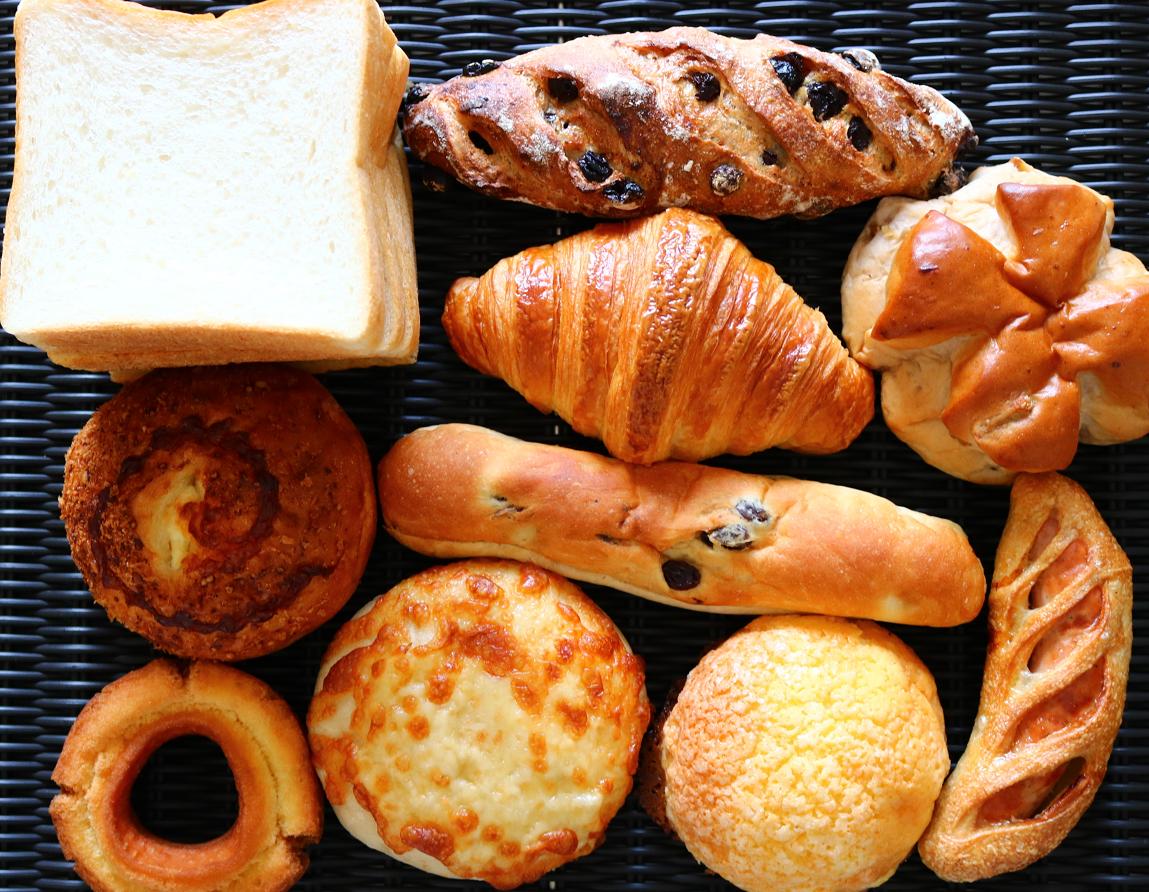 好きなパンを好きなだけ!!