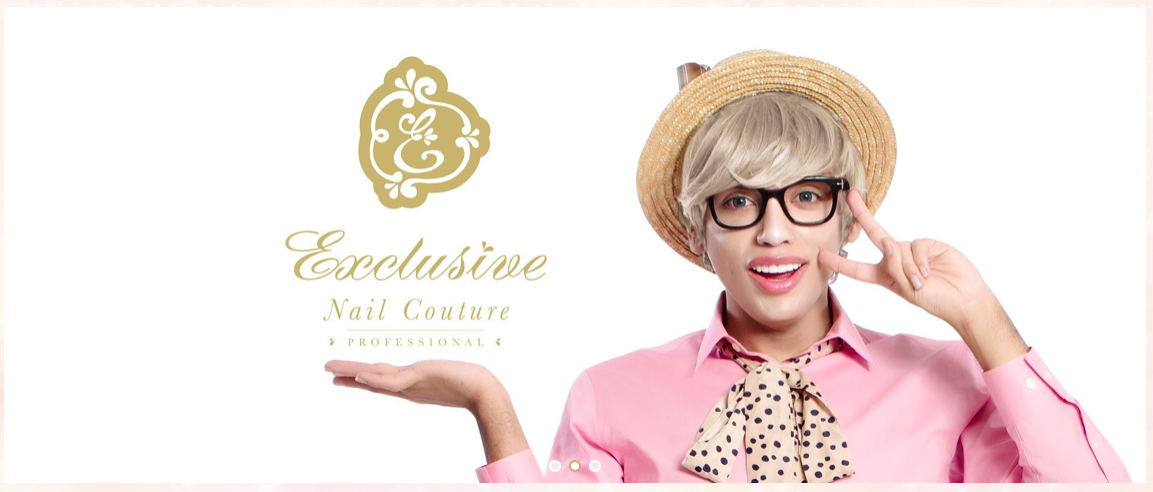 Exclusive Nail Couture Japan