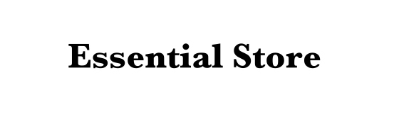 Essential Store
