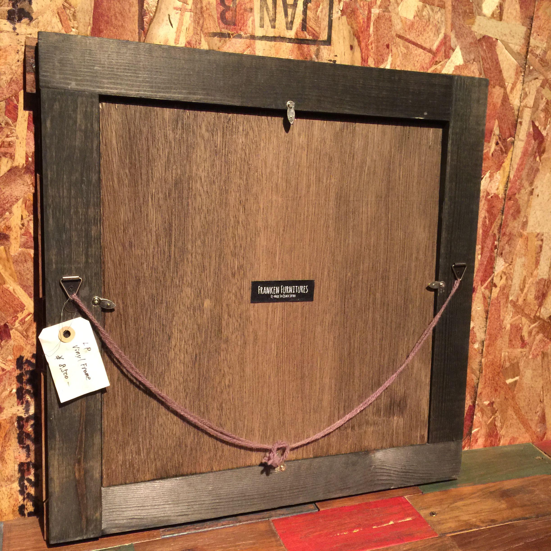 handmade vinyl frame 11 franken furnitures. Black Bedroom Furniture Sets. Home Design Ideas