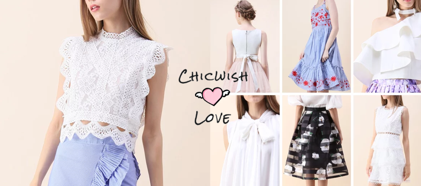 Chicwish♥Love