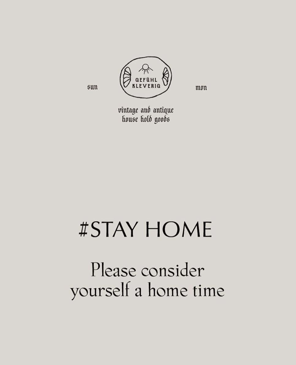 #STAYHOME SALE
