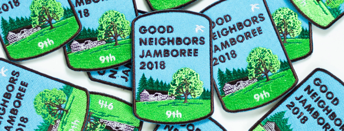 GOOD NEIGHBORS JAMBOREE