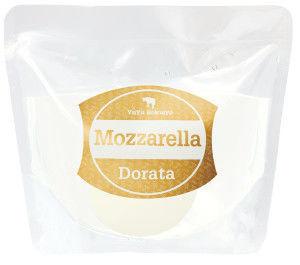 八丈島乳業『モッツァレラ ドラータ』
