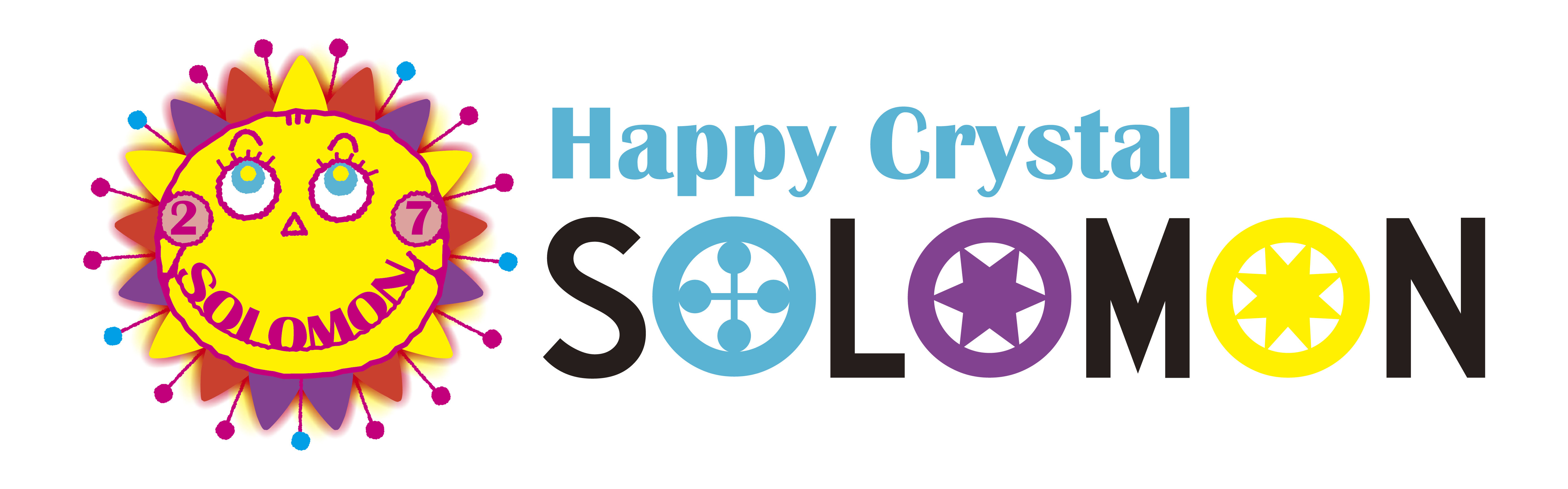 Happy Crystal SOLOMON