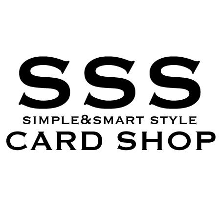 CARD SHOP   SSS トリプルエス
