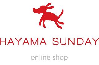 HAYAMA SUNDAY onlineshop