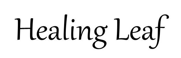 Healing Leaf Webshop