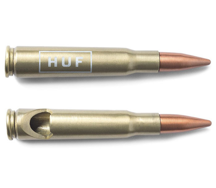 sale huf bullet bottle opener heshdawgz. Black Bedroom Furniture Sets. Home Design Ideas