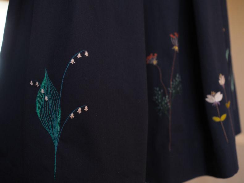 繍~ぬいとり 北からの花便り