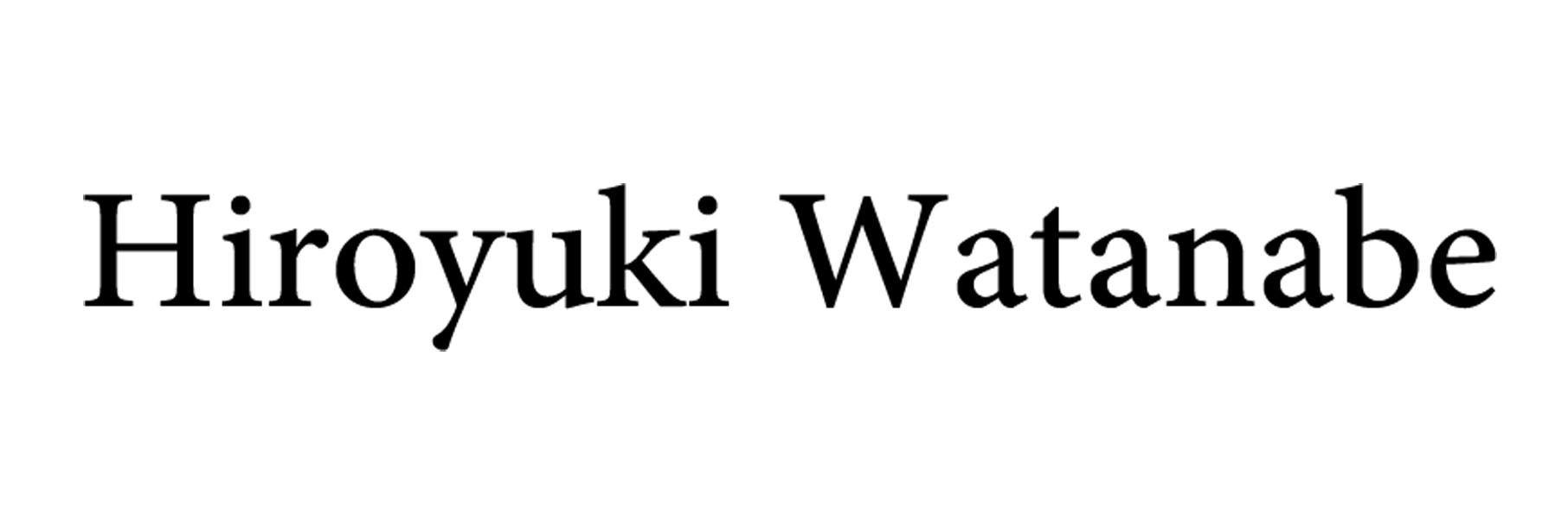 hiroyukiwatanabe  online store