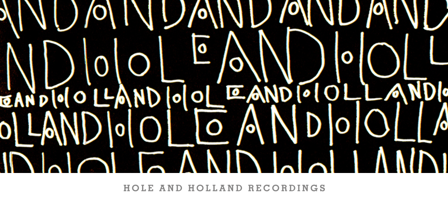 HOLE AND HOLLAND WEB SHOP