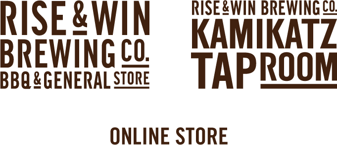 RISE & WIN Brewing Co. ONLINE STORE