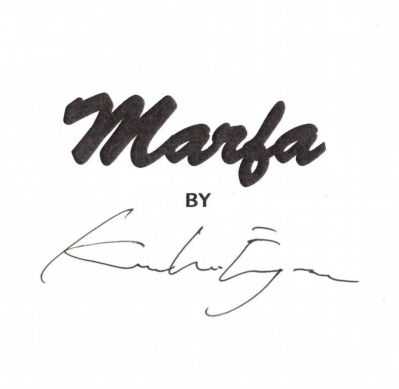 Marfa by Kazuhiko Fujita