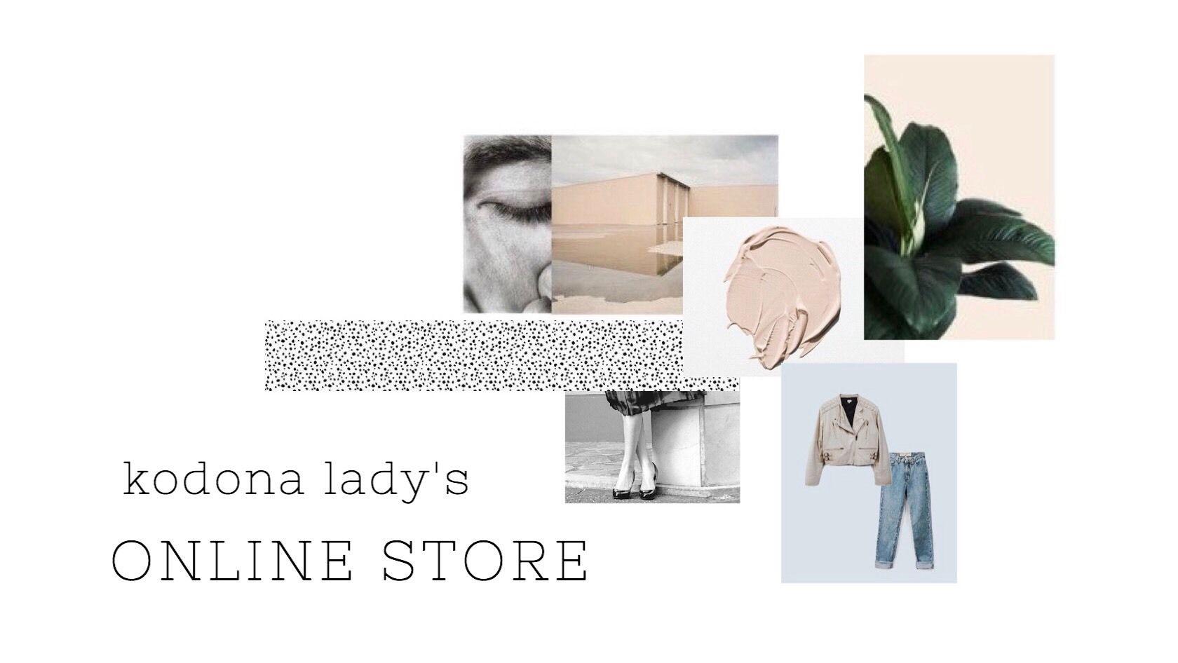 kodona lady's online store
