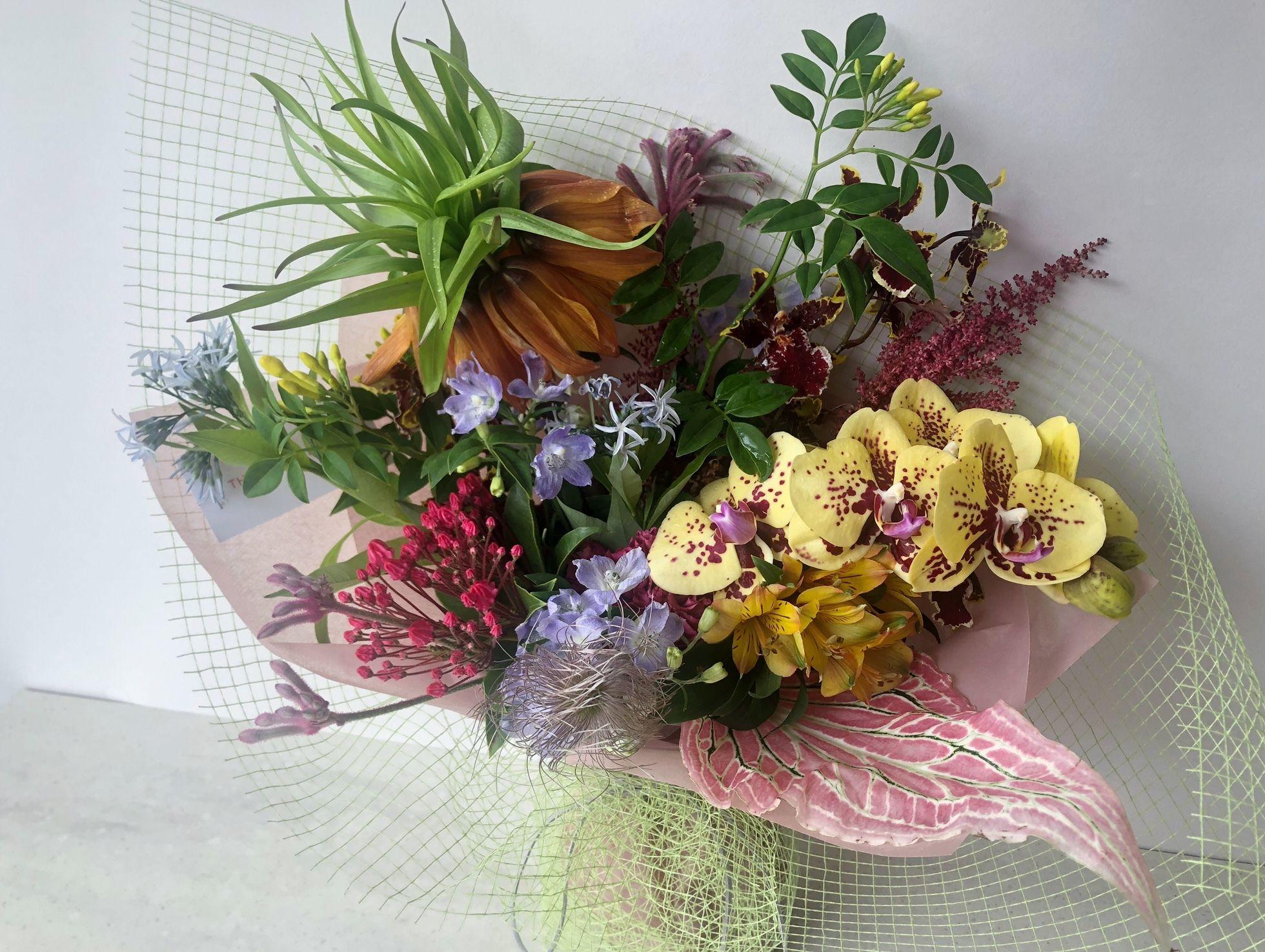 【お花のご注文について】
