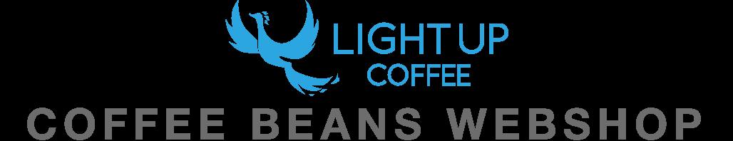 LIGHT UP COFFEE Webshop