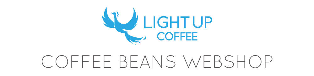 LIGHT UP COFFEE Webshop