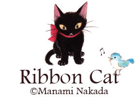 Ribbon Cat - リボンキャット仲田愛美のネットショップ -