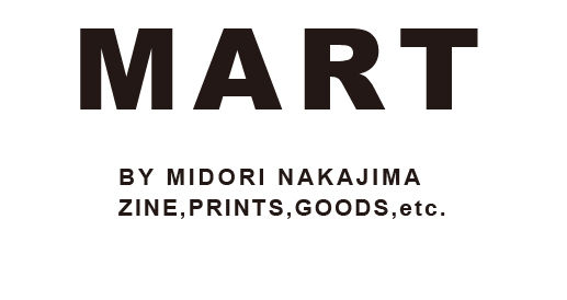 MART BY MIDORI NAKAJIMA