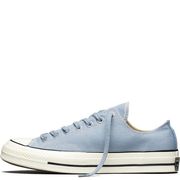 converse chuck taylor 1970 39 s low blue slate
