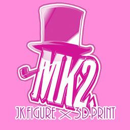 MK2 JK FIGURE x 3D PRINT