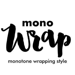 神戸/伊丹/尼崎/西宮/ギフトラッピングレッスン monowrap