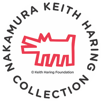 Nakamura Keith Haring POP SHOP