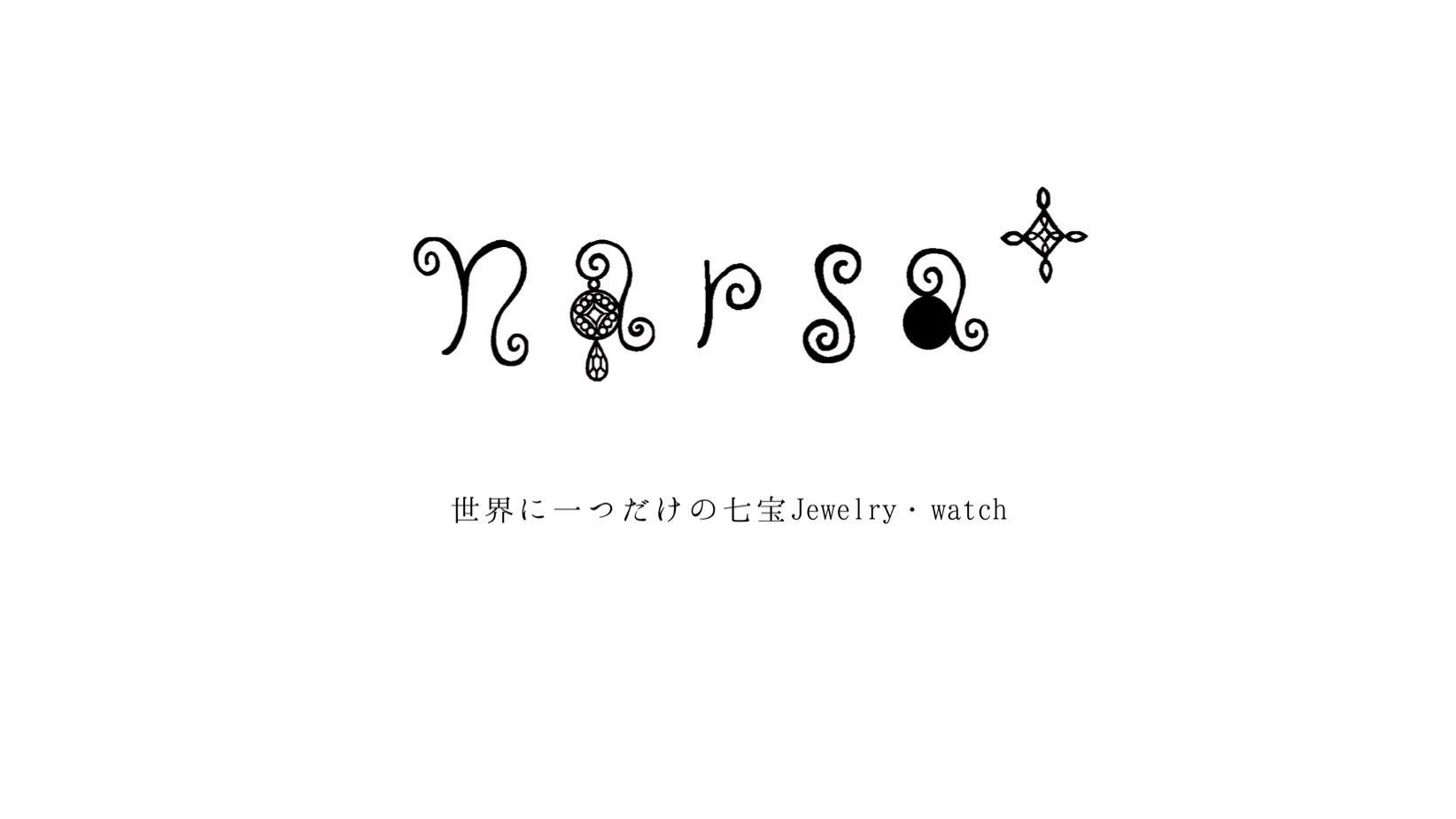 narsa*世界に一つだけの七宝Jewelry・watch