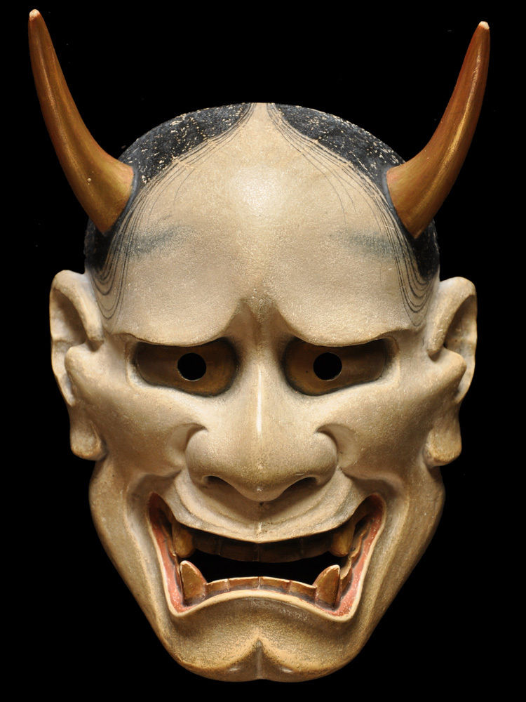 hannyawhite hannya mask is sometimes called shiro hannya the word siro means white in japanese as you already know from the previous article