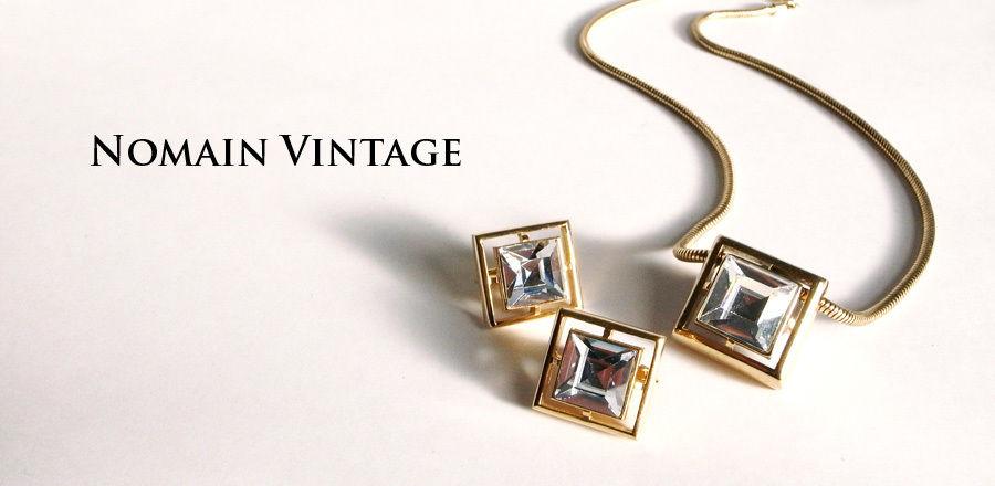 Nomain Vintage | ヴィンテージジュエリー&アクセサリー  ショップ