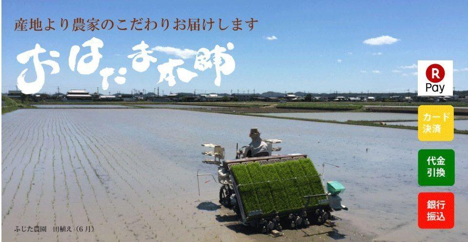 【兵庫の産地より農家のこだわりお届けします】おはたま本舗