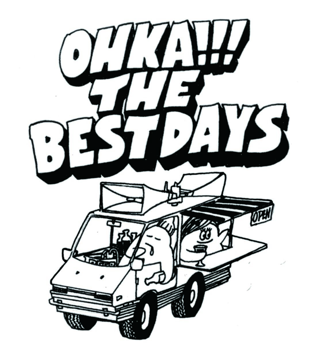 OHKA THE BESTDAYS ONLINE
