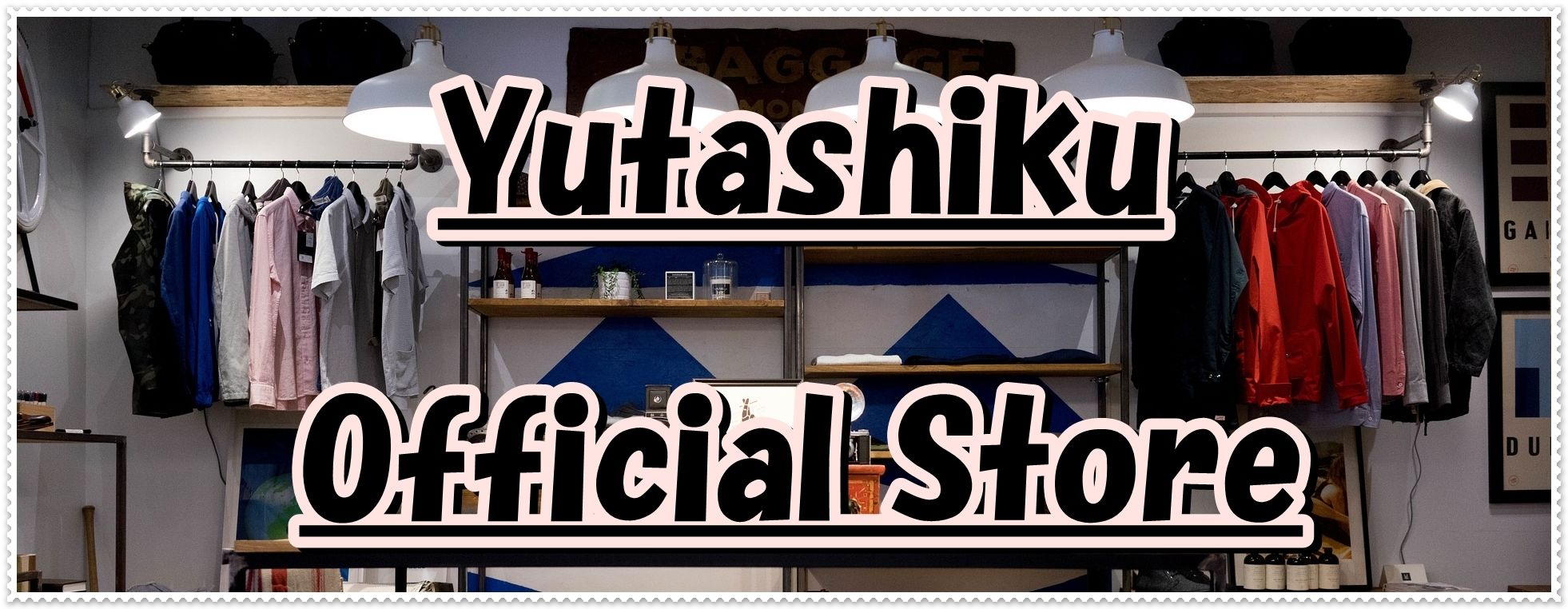 Yutashiku Official Web Store