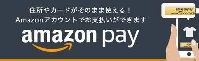 amazon pay使えます!