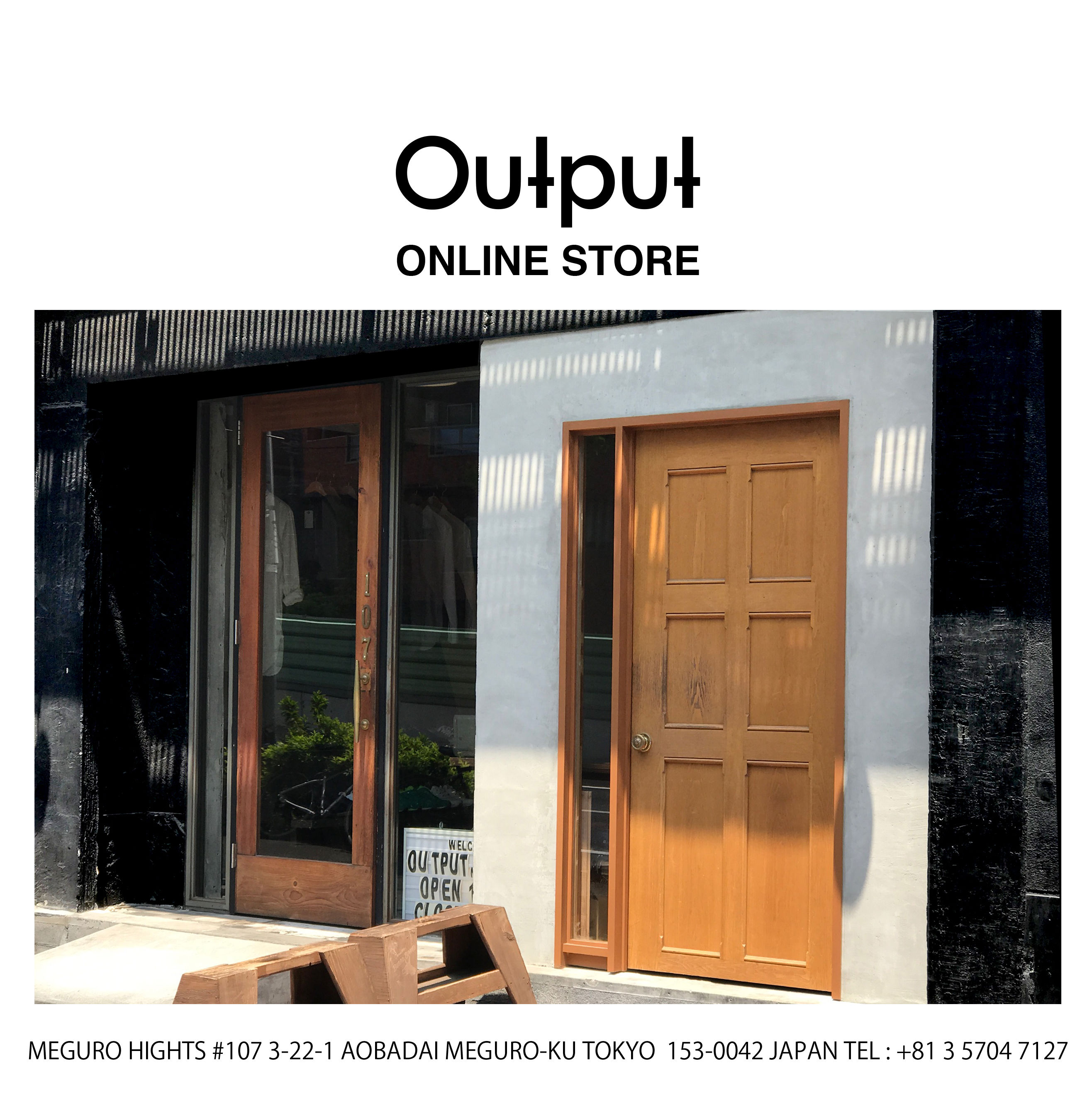 OUTPUT online store