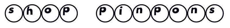 SHOP PINPONS