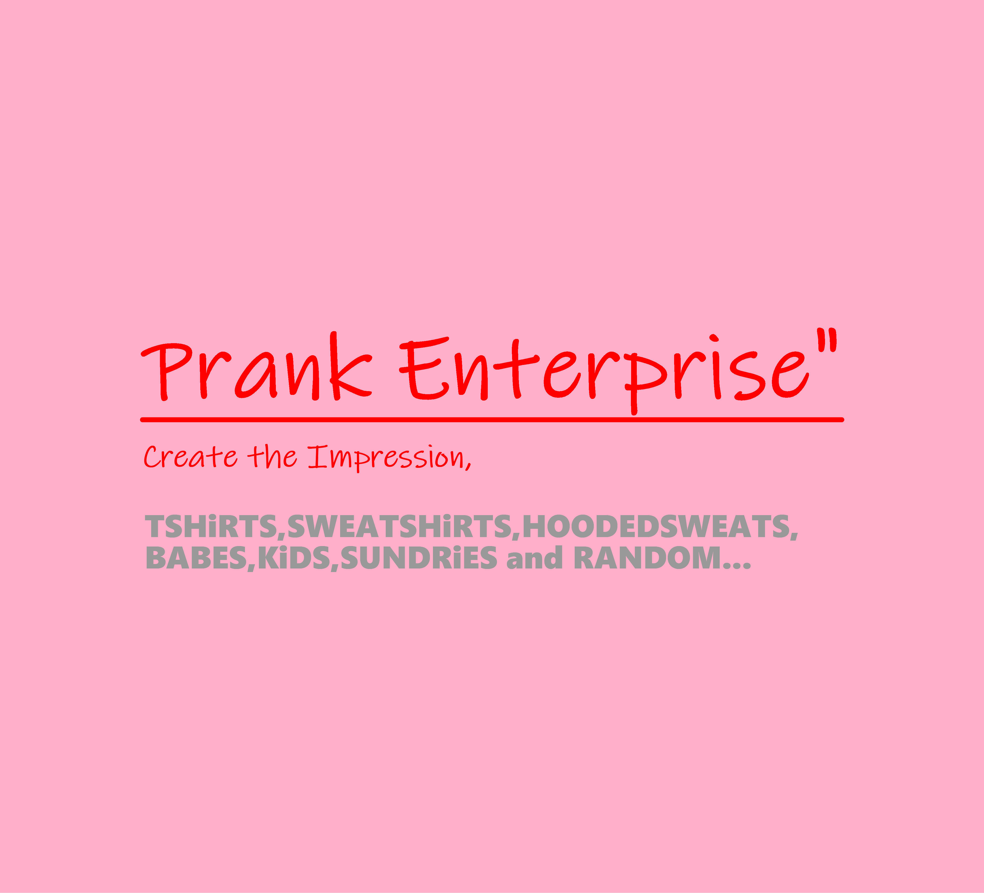 Prank Enterprise""