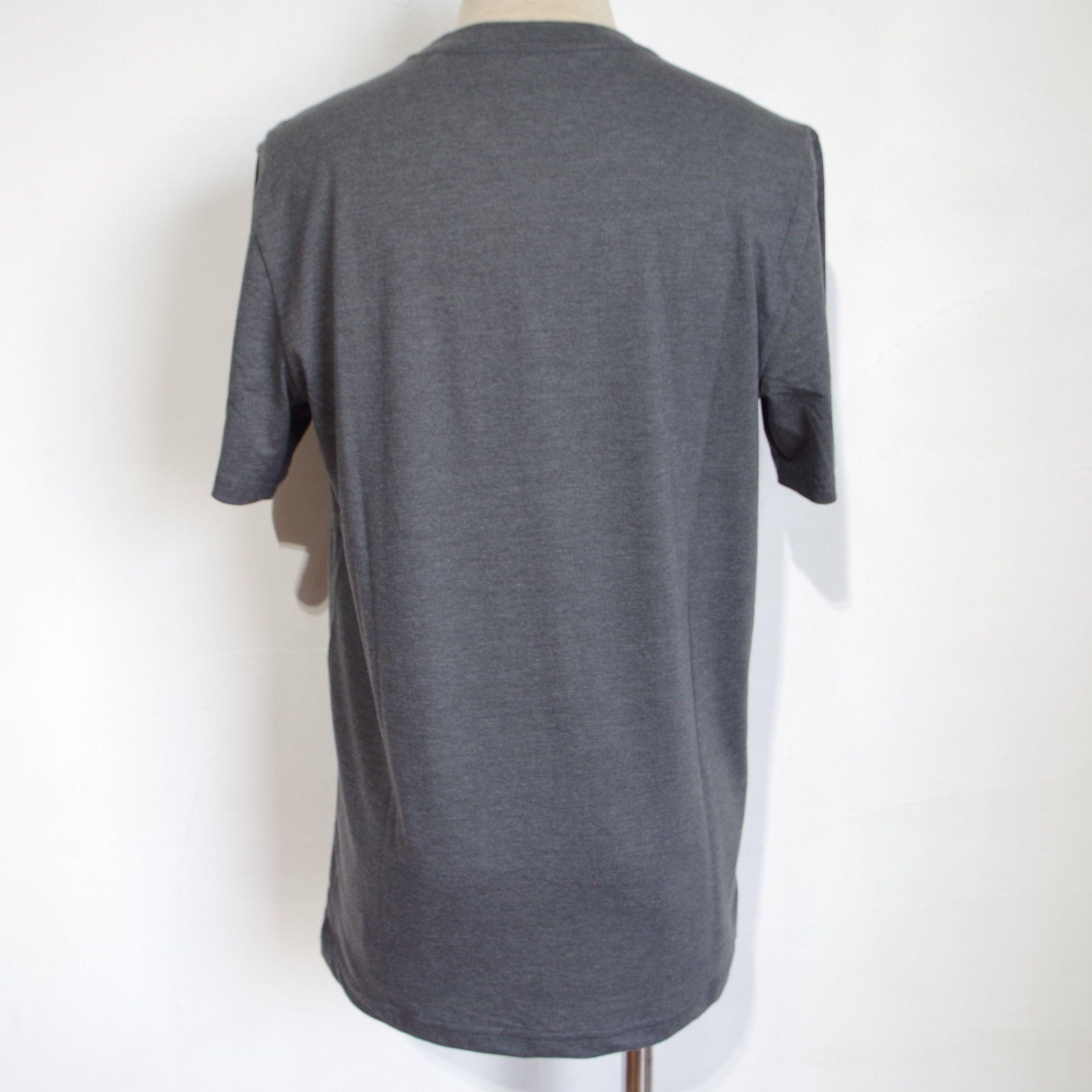 Prana Bear Squeeze Journeyman T Shirt Charcoal