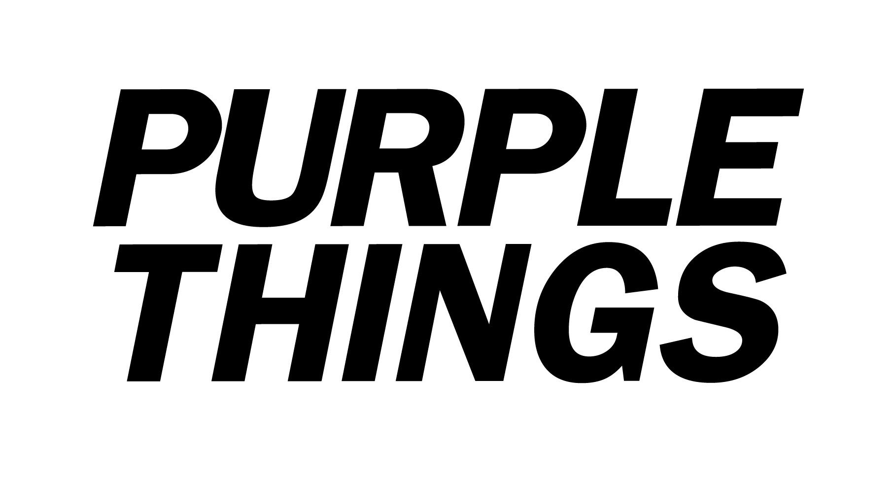 PURPLE THINGS