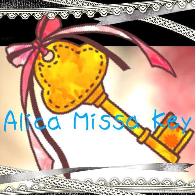 AlicaMissaKey