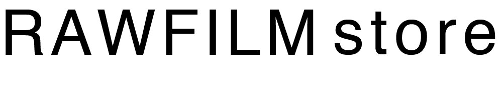 RAW FILM Store