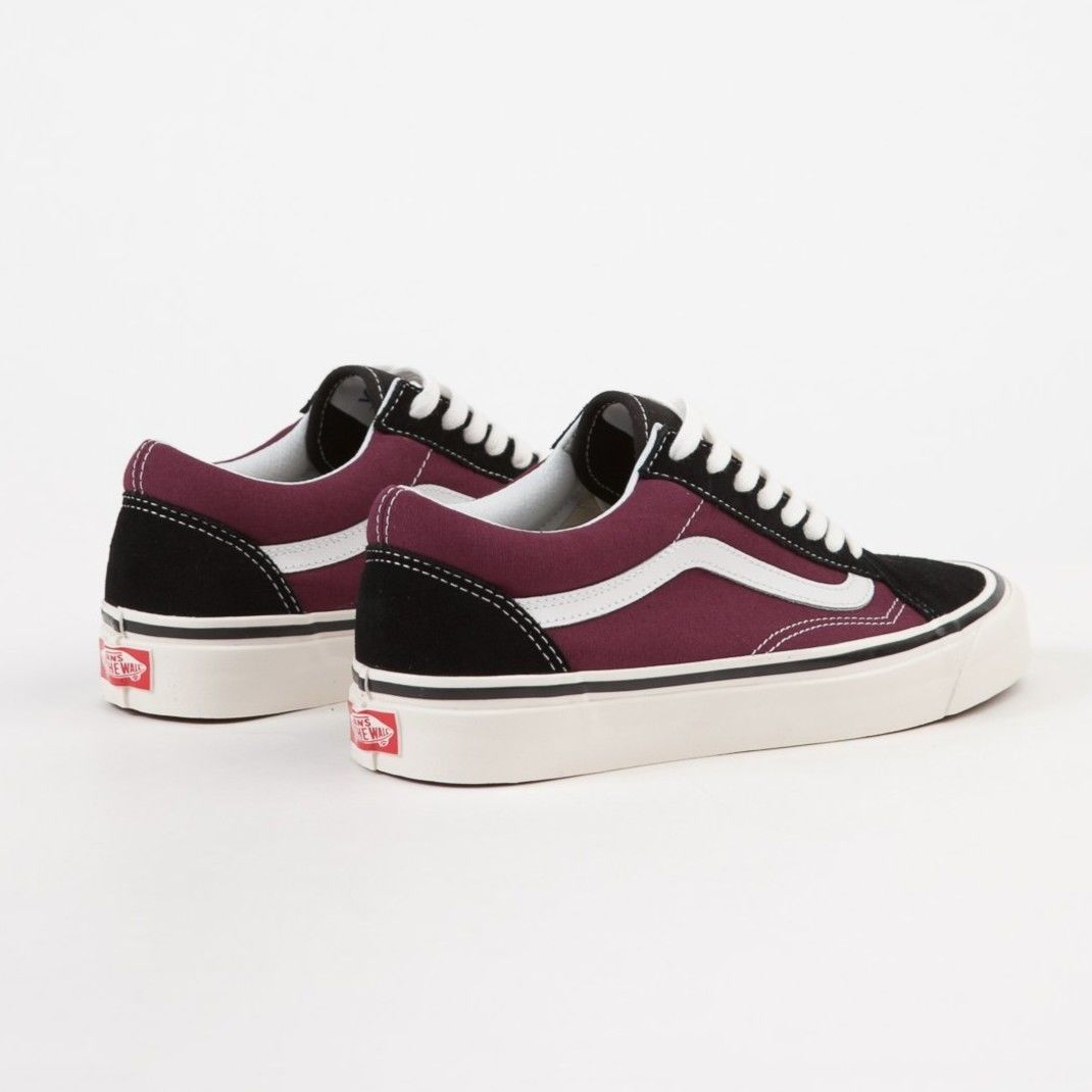 3334713039 VANS OLD SKOOL 36 DX  Anaheim Factory  - BLACK...