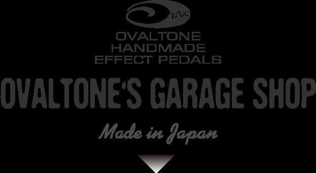 OVALTONE'S GARAGE SHOP