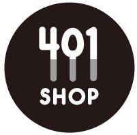 shop 401 美味しい器