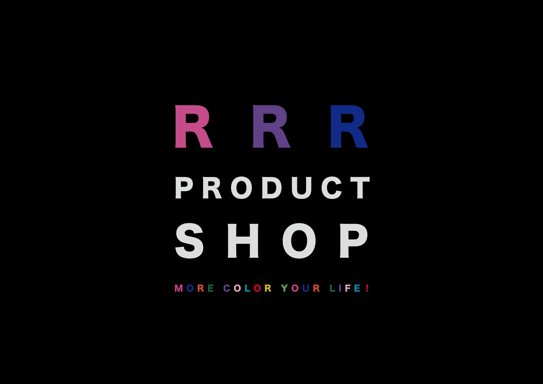 RRR PRODUCT SHOP