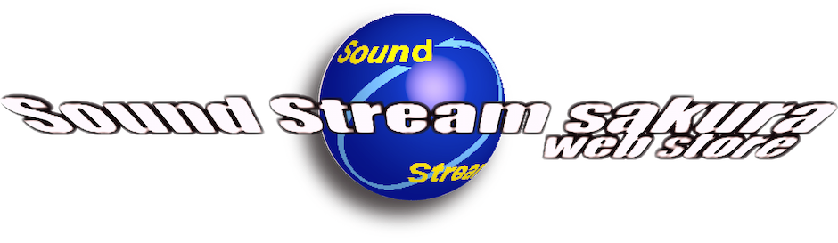 Sound Stream sakura web store