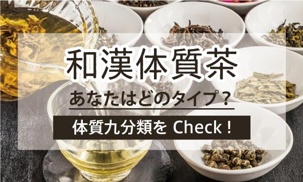 和漢体質茶